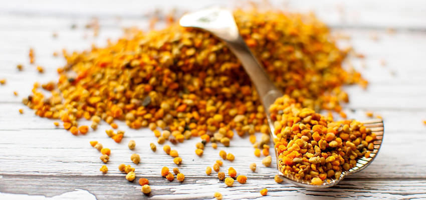 what is bee pollen